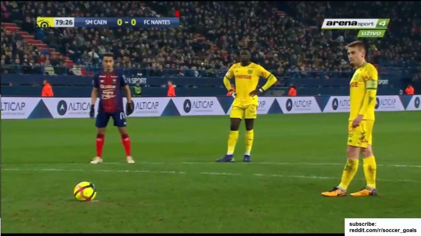 13-02-2019 - Caen 0-1 Nantes