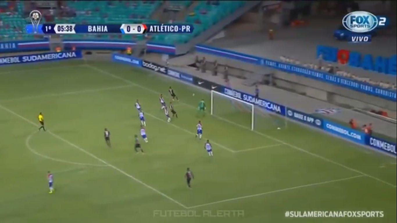 25-10-2018 - Bahia 0-1 Atletico PR (COPA SUDAMERICANA)