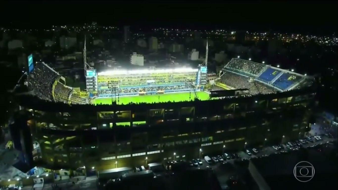 25-10-2018 - Boca Juniors 2-0 Palmeiras (COPA LIBERTADORES)