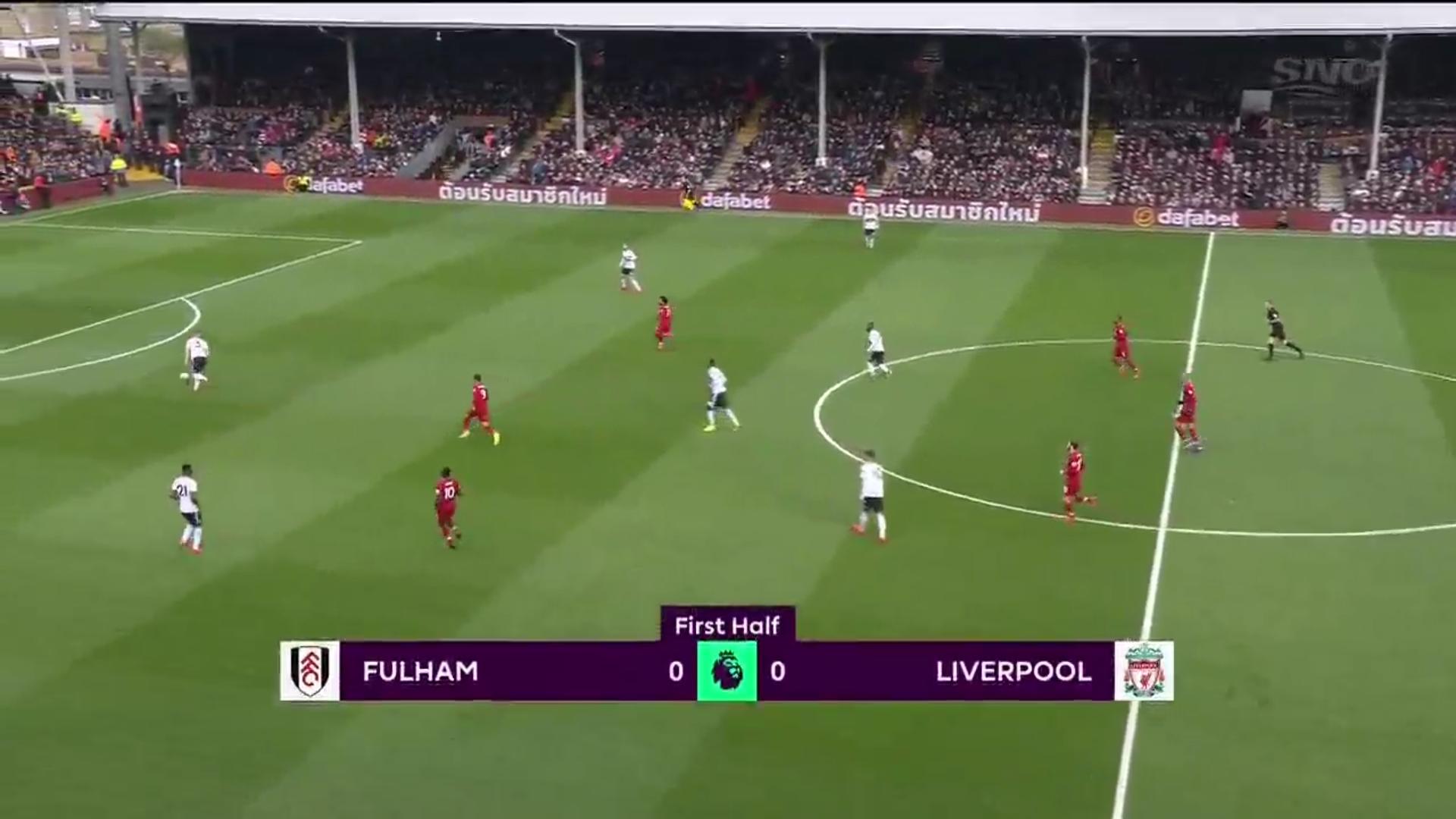 17-03-2019 - Fulham 1-2 Liverpool
