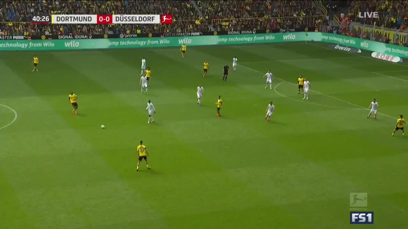 11-05-2019 - Borussia Dortmund 3-2 Fortuna Dusseldorf