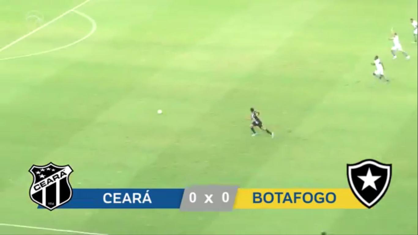 15-09-2019 - Ceara 0-0 Botafogo FR RJ