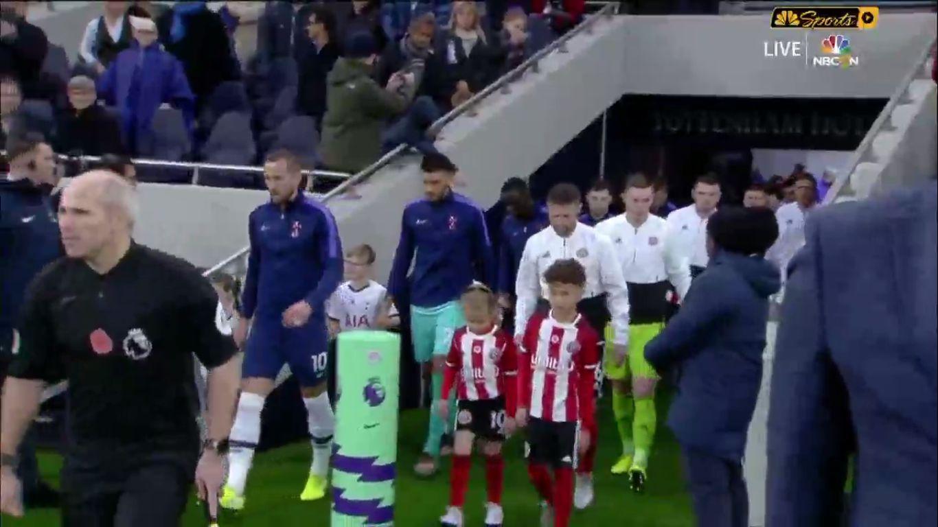 09-11-2019 - Tottenham Hotspur 1-1 Sheffield United
