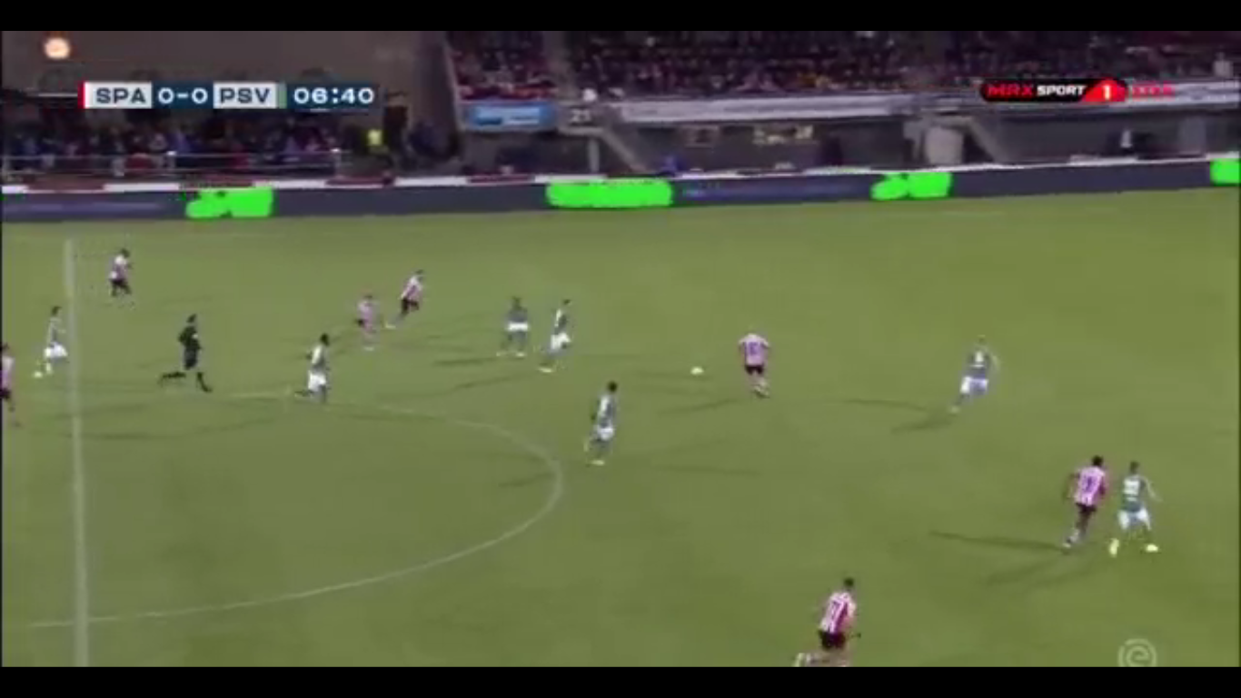 02-11-2019 - Sparta Rotterdam 2-2 PSV Eindhoven