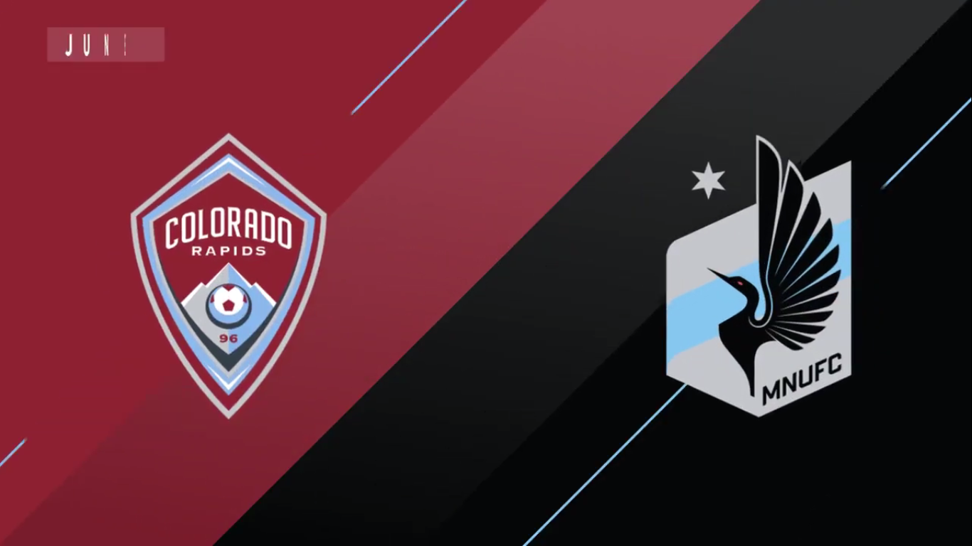 09-06-2019 - Colorado Rapids 1-0 Minnesota United