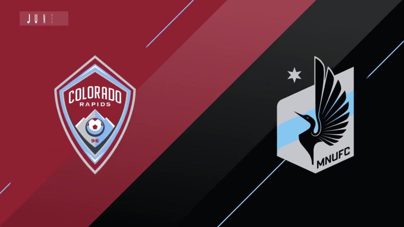 09-06-2019 - Colorado Rapids 1-0 Minnesota United