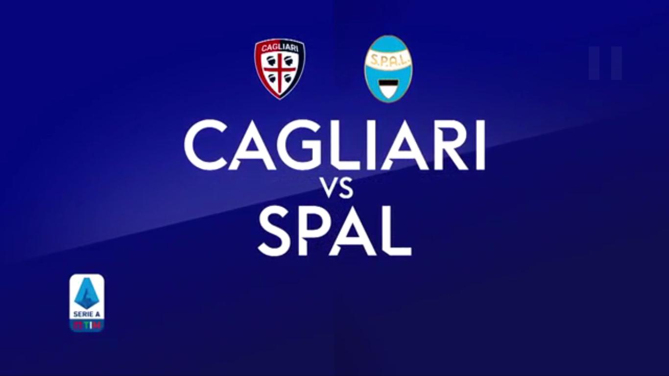 20-10-2019 - Cagliari 2-0 SPAL