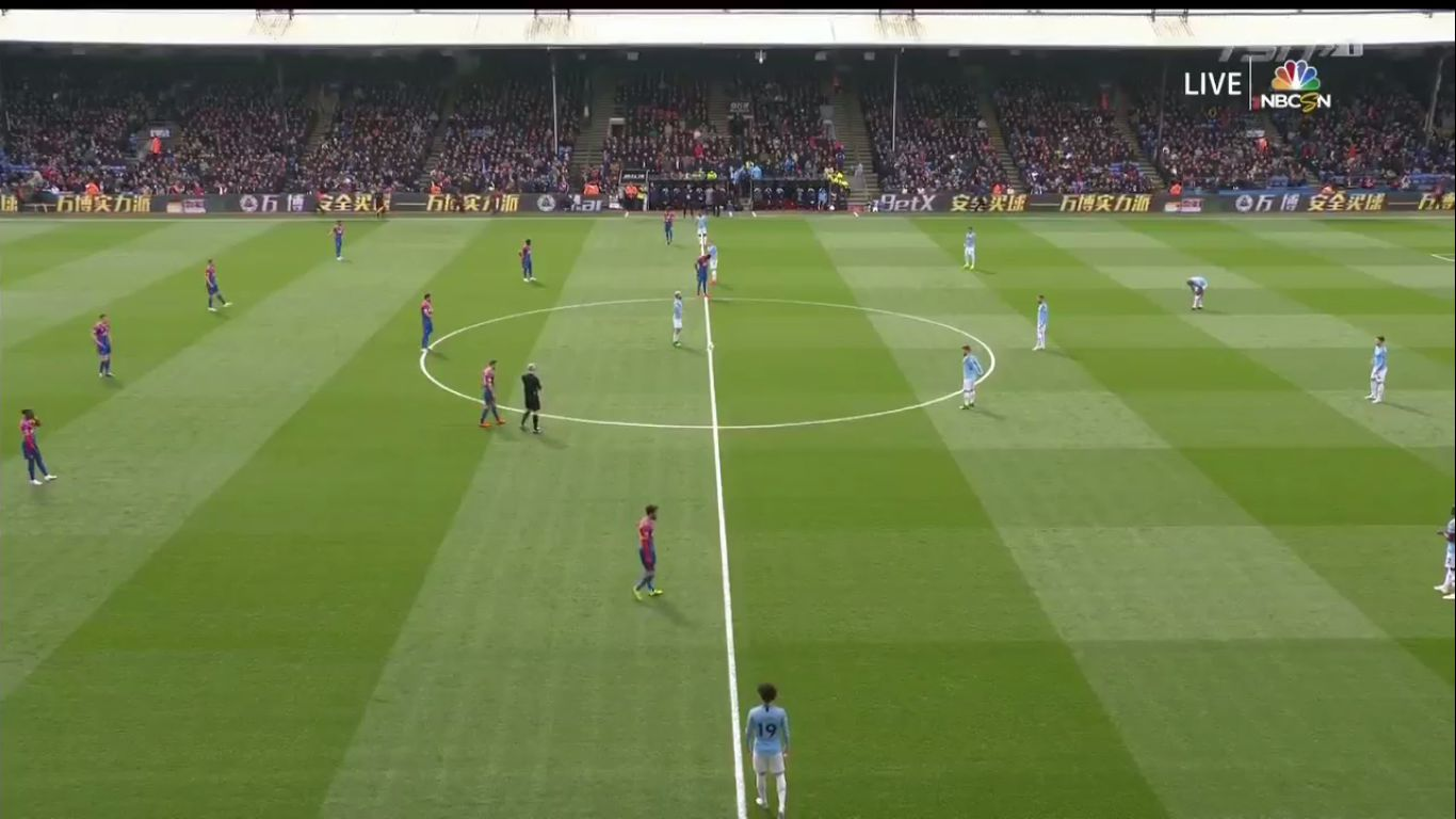 14-04-2019 - Crystal Palace 1-3 Manchester City
