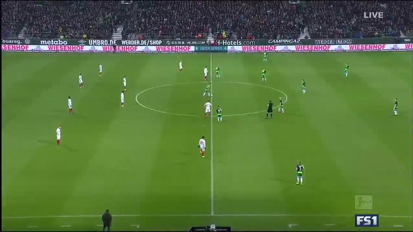 10-02-2019 - Werder Bremen 4-0 Augsburg