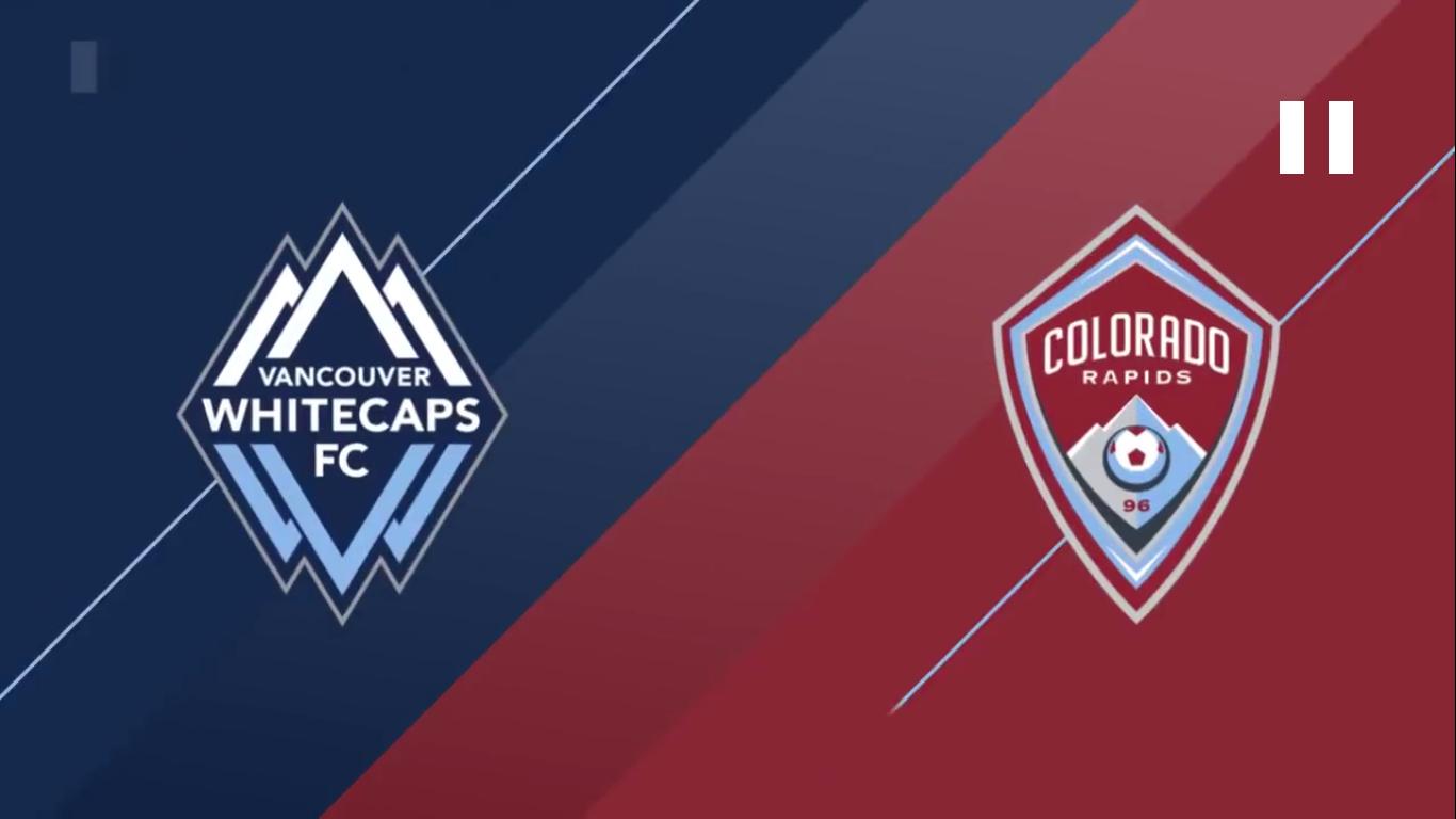 23-06-2019 - Vancouver Whitecaps FC 2-2 Colorado Rapids