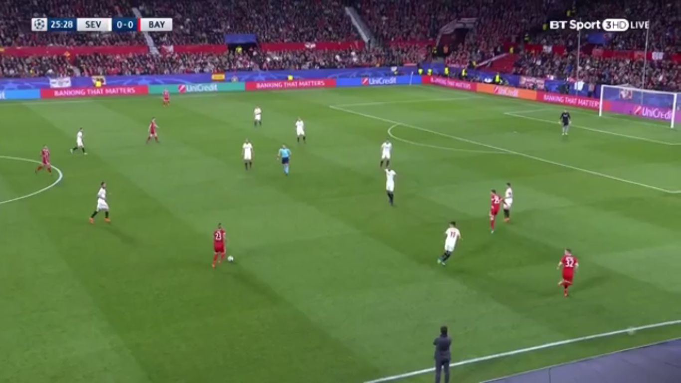 03-04-2018 - Sevilla 1-2 Bayern Munich (CHAMPIONS LEAGUE)