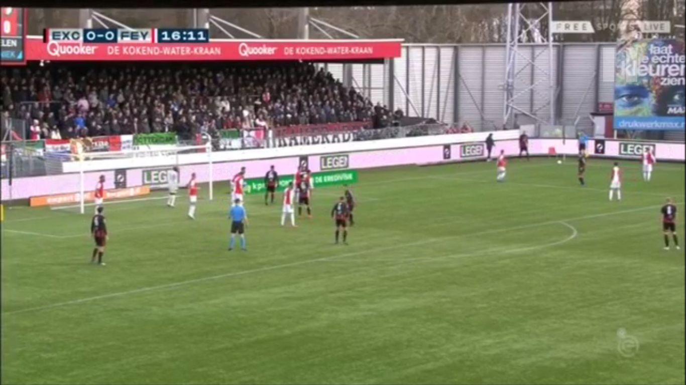 03-02-2019 - Excelsior 2-1 Feyenoord