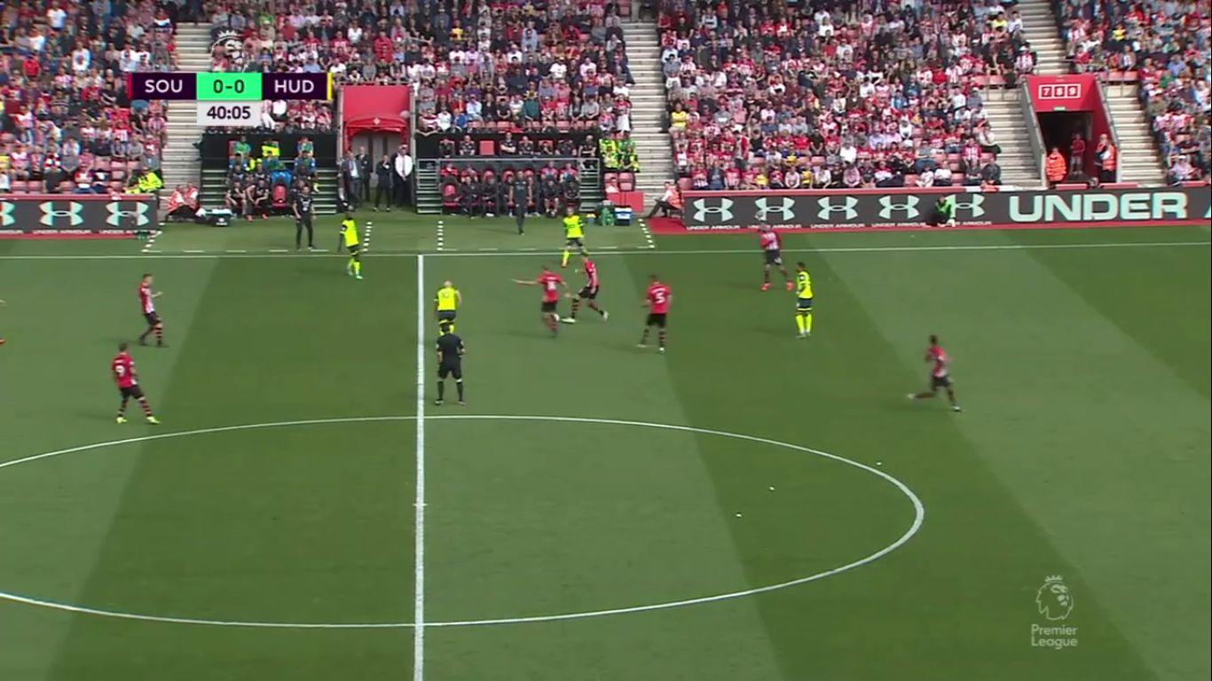 12-05-2019 - Southampton 1-1 Huddersfield Town