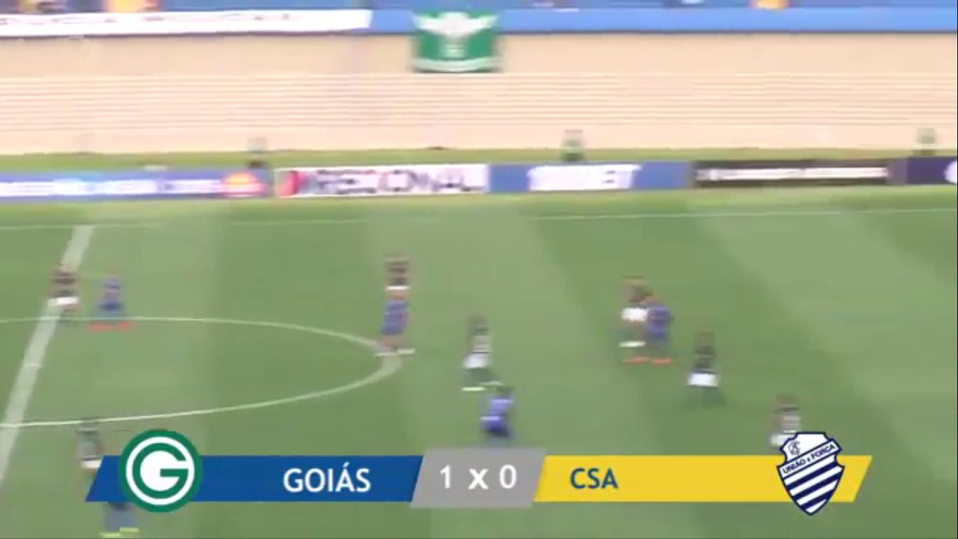 13-10-2019 - Goias 1-0 CSA AL