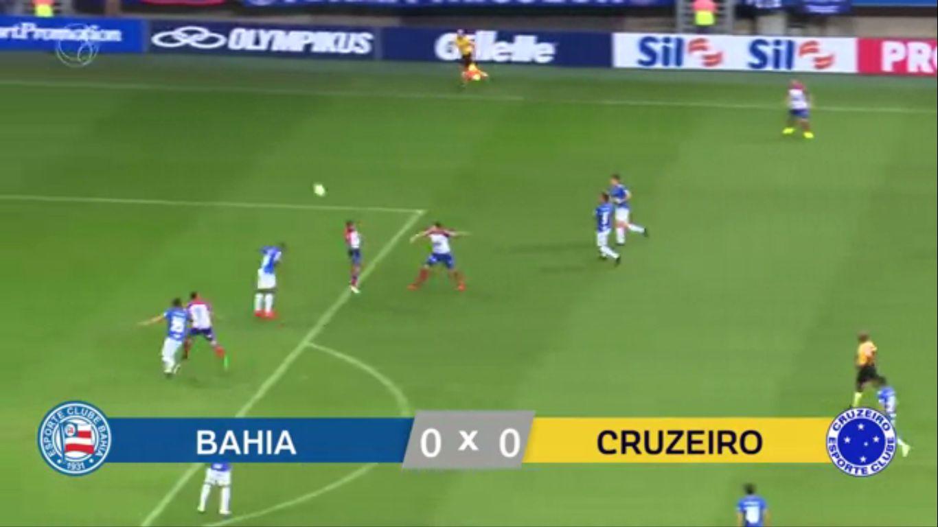 21-07-2019 - Bahia 0-0 Cruzeiro