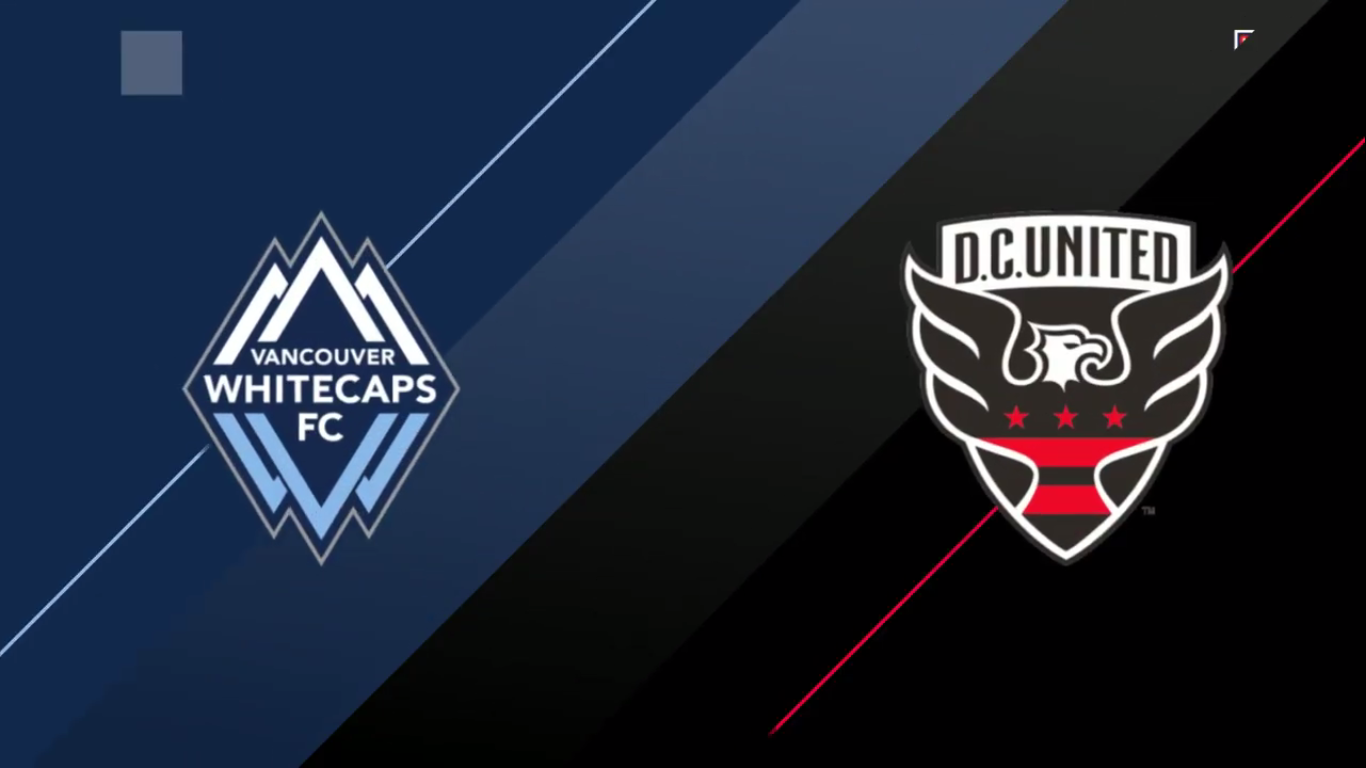 18-08-2019 - Vancouver Whitecaps FC 1-0 DC United