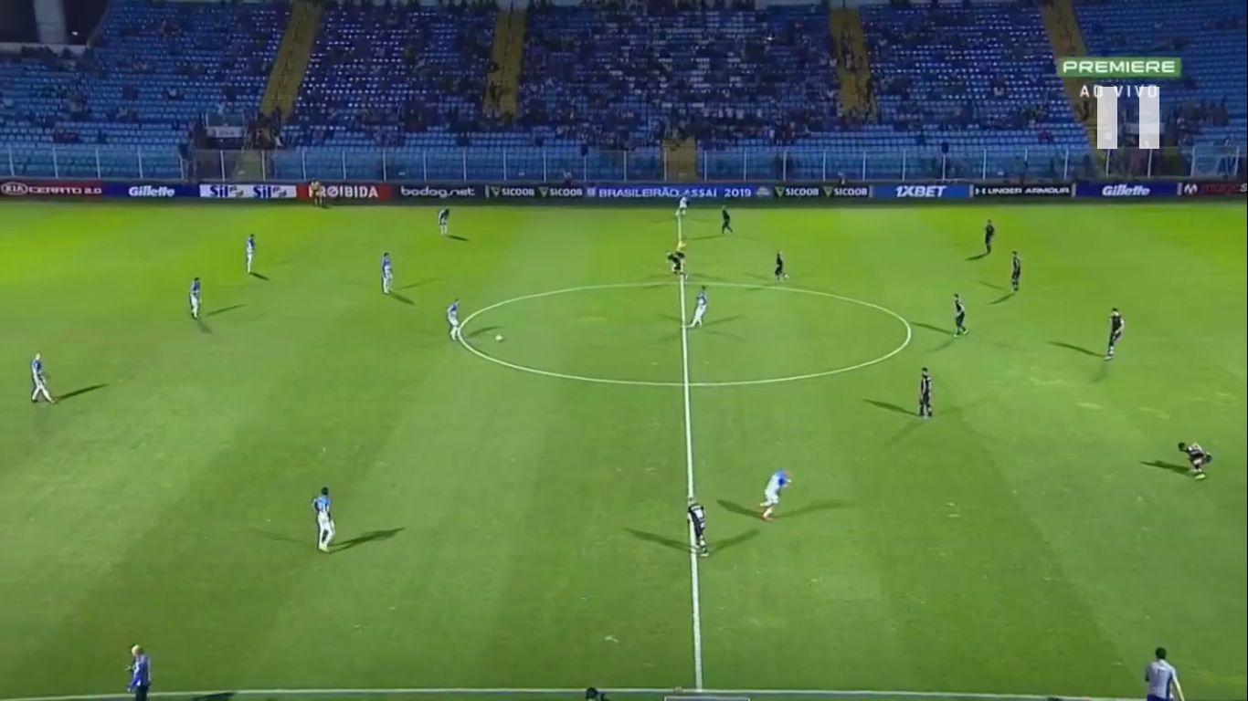 07-11-2019 - Avai FC SC 1-2 Santos FC SP