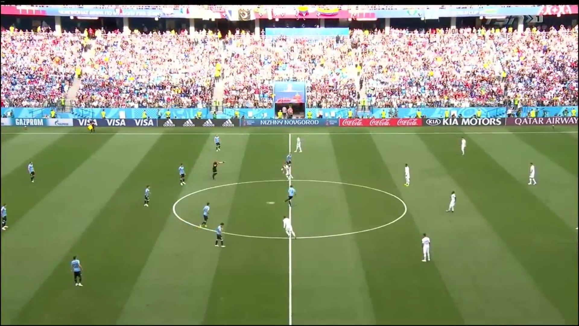 06-07-2018 - Uruguay 0-2 France (WORLD CUP 2018)