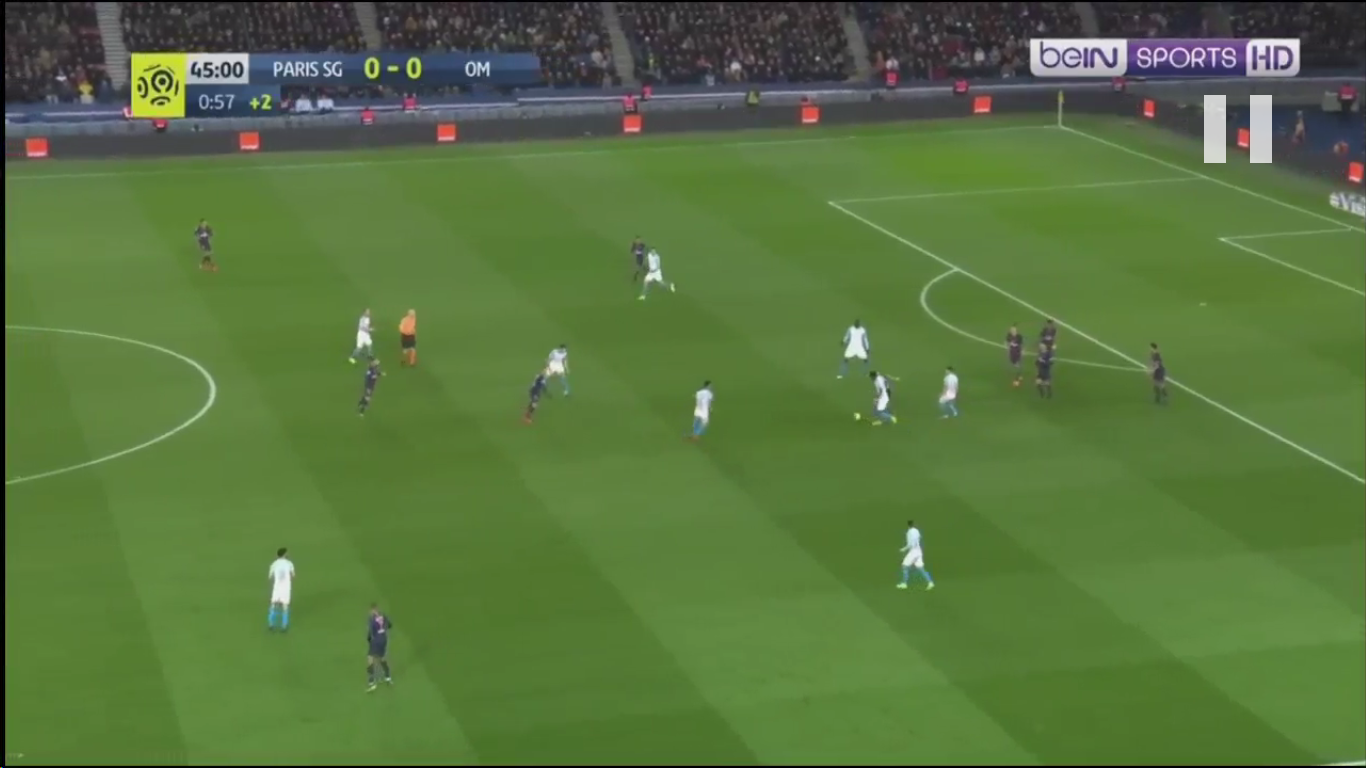 17-03-2019 - Paris Saint-Germain 3-1 Marseille