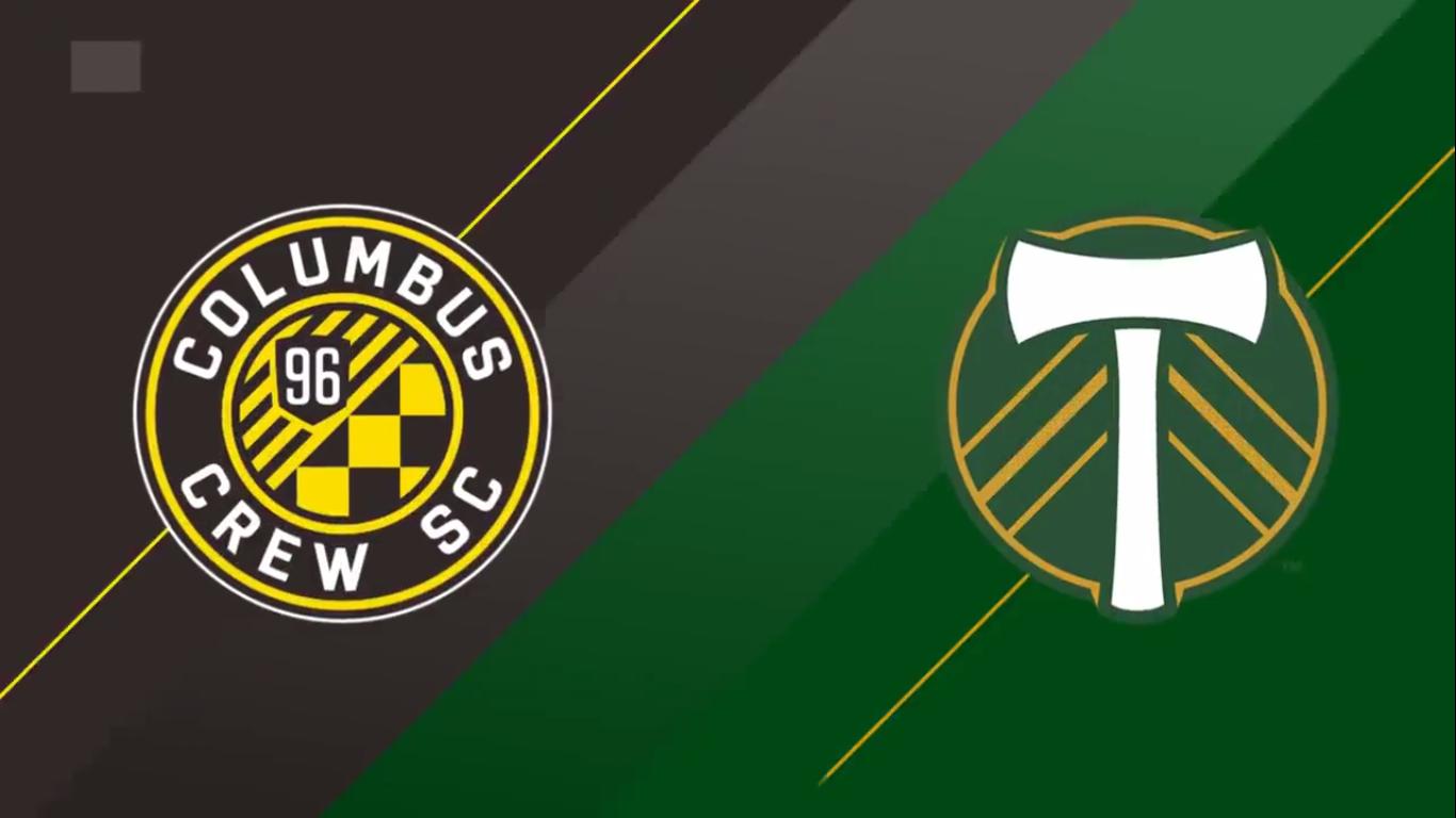 21-04-2019 - Columbus Crew 1-3 Portland Timbers