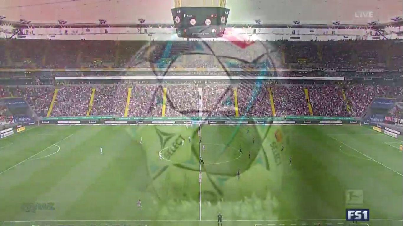 01-09-2019 - Eintracht Frankfurt 2-1 Fortuna Dusseldorf