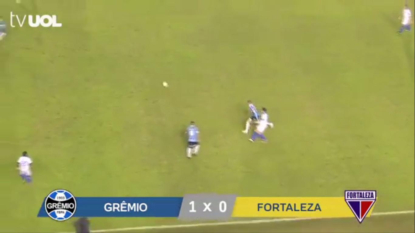 09-06-2019 - Gremio 1-0 Fortaleza EC CE