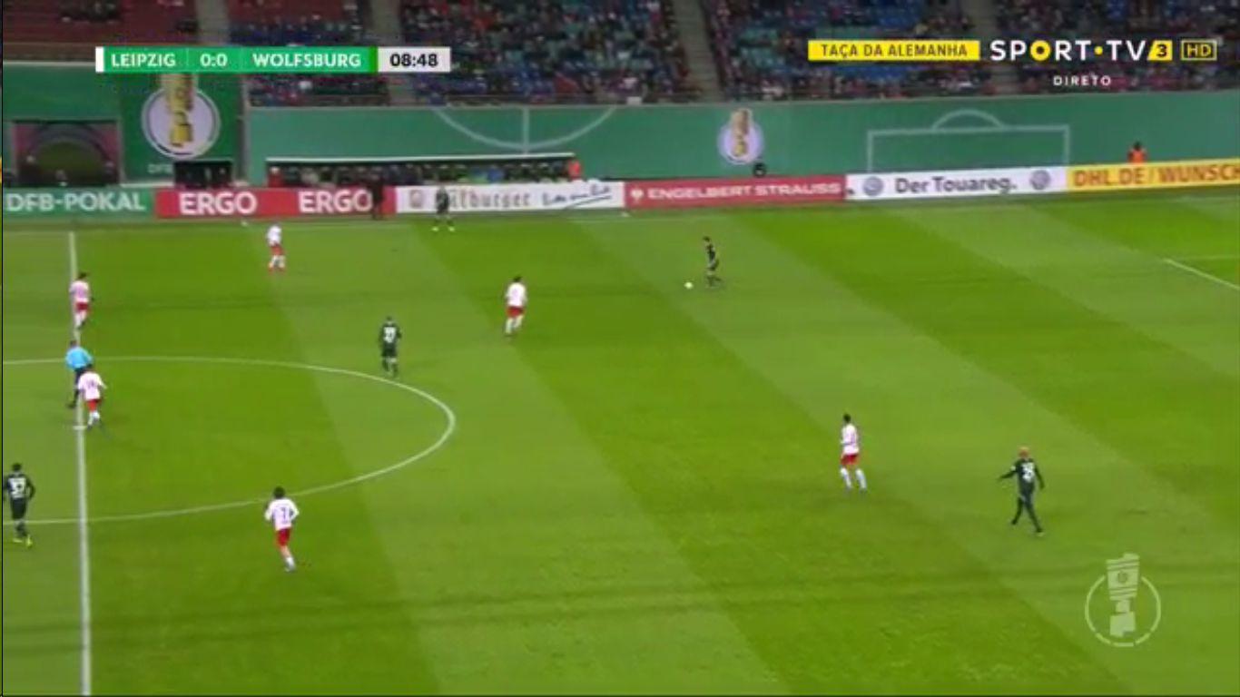 06-02-2019 - RasenBallsport Leipzig 1-0 Wolfsburg (DFB POKAL)