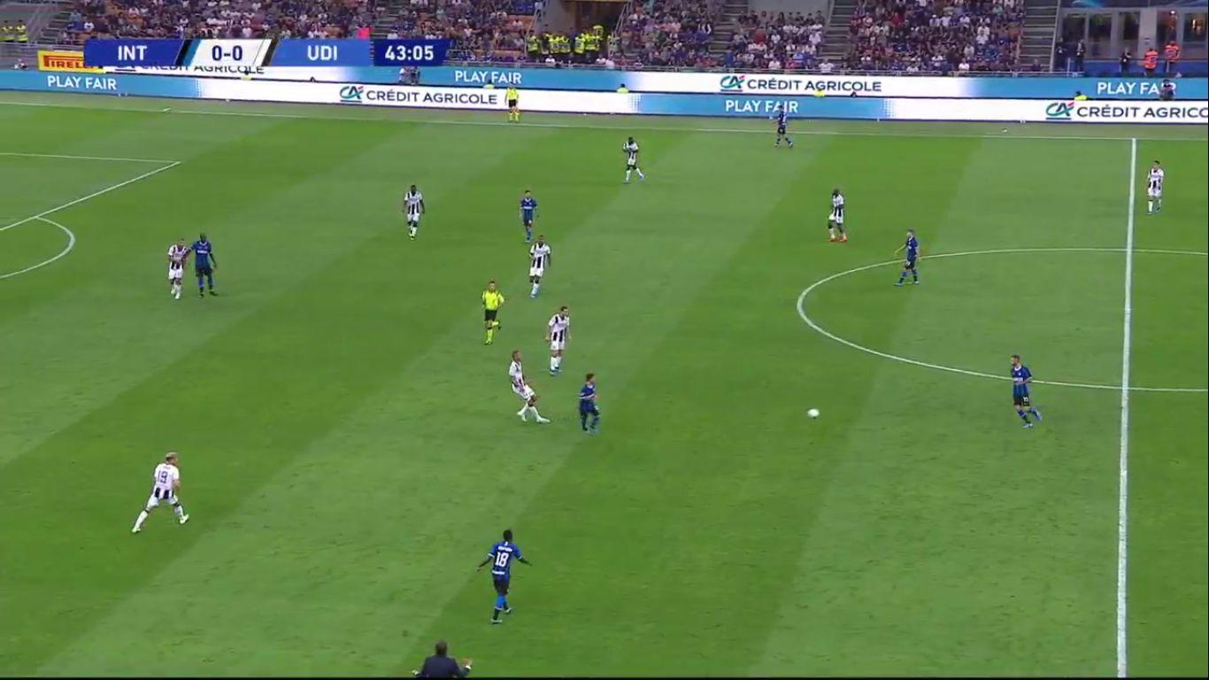 14-09-2019 - Inter 1-0 Udinese