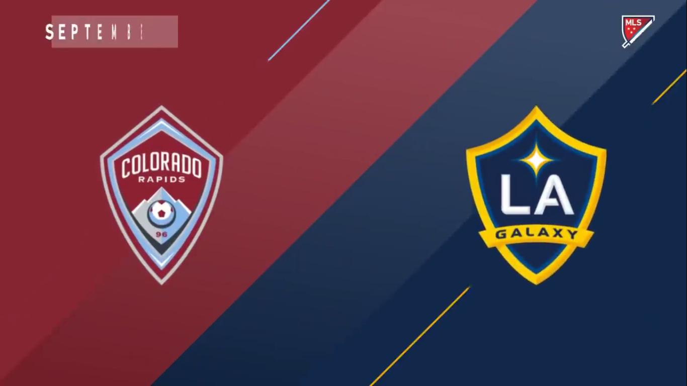 12-09-2019 - Colorado Rapids 2-1 Los Angeles Galaxy
