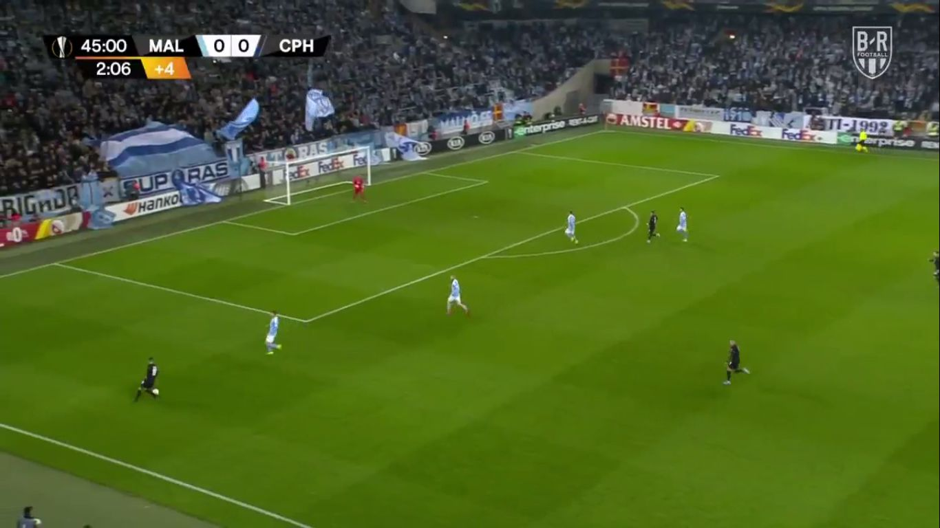 03-10-2019 - Malmoe FF 1-1 FC Koebenhavn (EUROPA LEAGUE)