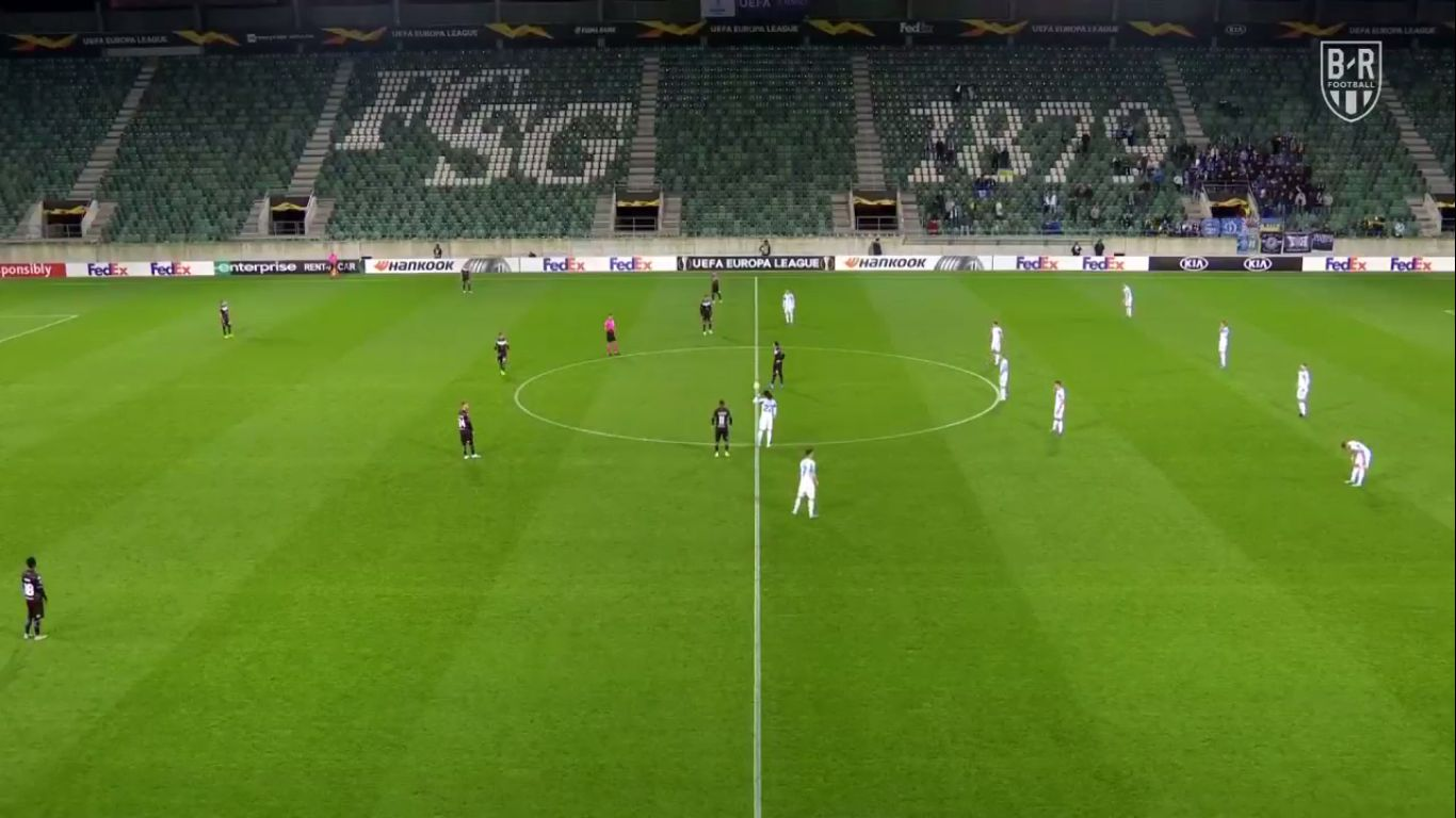 03-10-2019 - Lugano 0-0 Dynamo Kyiv (EUROPA LEAGUE)