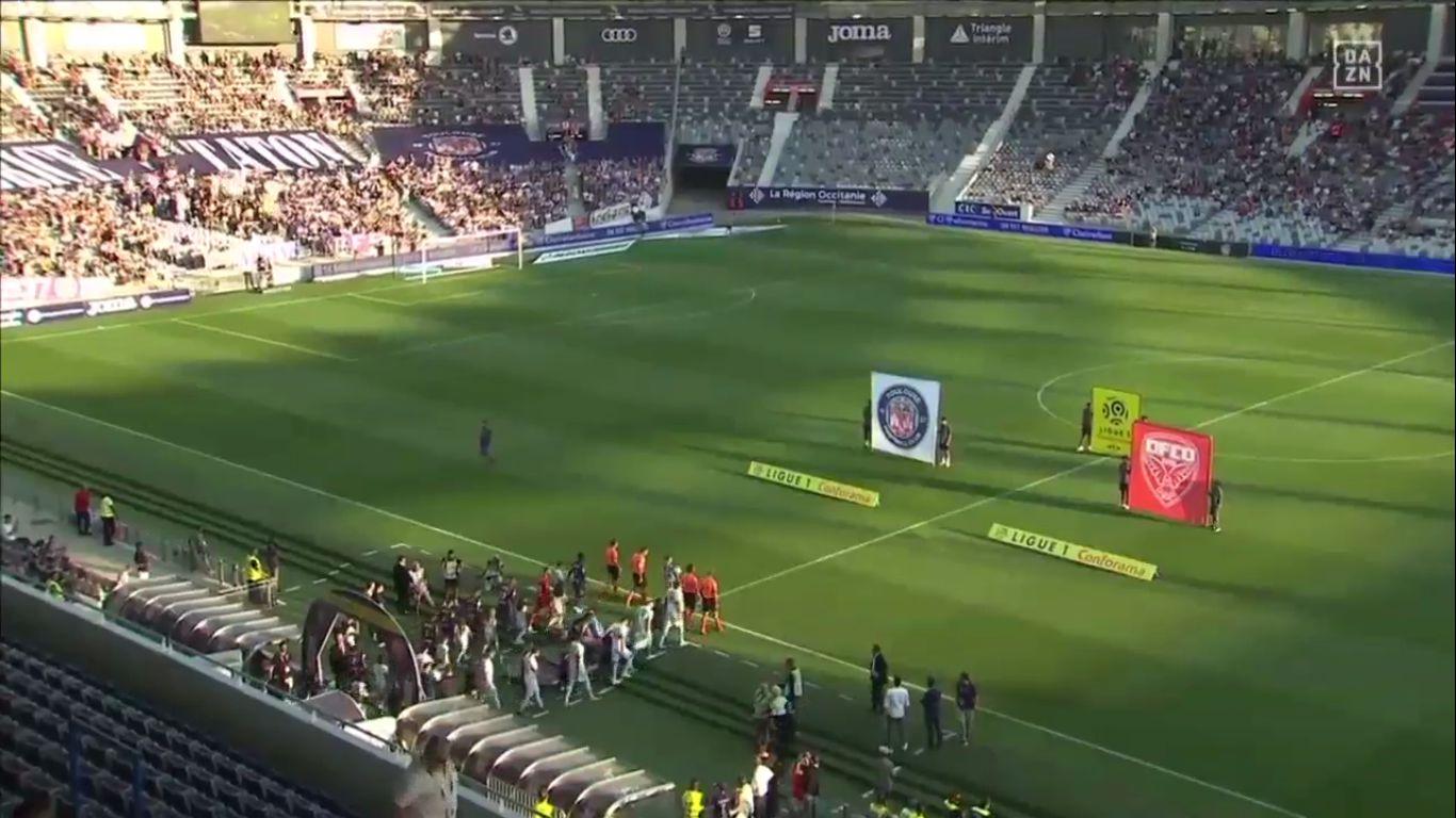 17-08-2019 - Toulouse 1-0 Dijon
