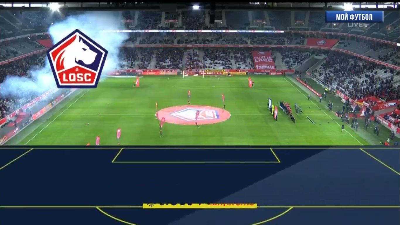 18-01-2019 - Lille 2-1 Amiens