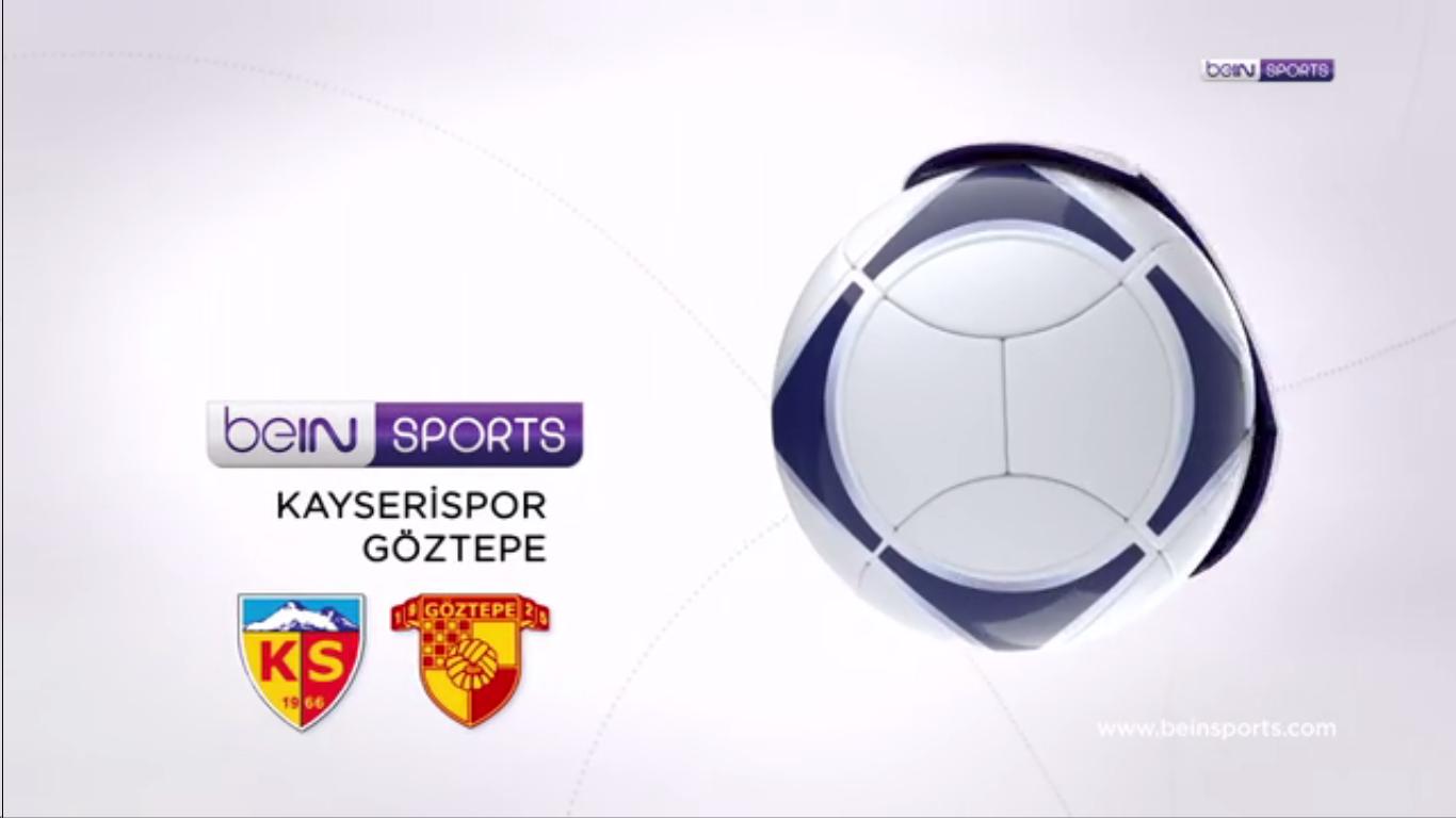 17-02-2019 - Kayserispor 2-1 Goztepe