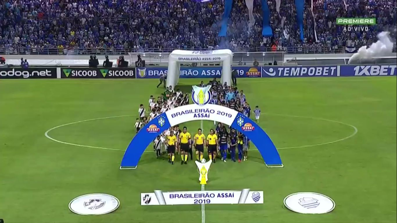 11-11-2019 - CSA AL 0-3 CR Vasco DA Gama RJ