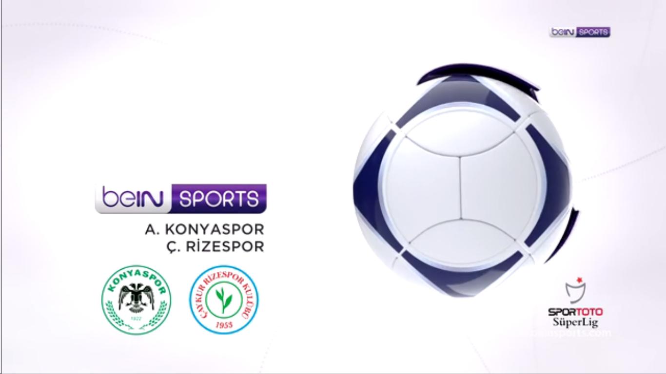 16-03-2019 - Konyaspor 0-2 Rizespor