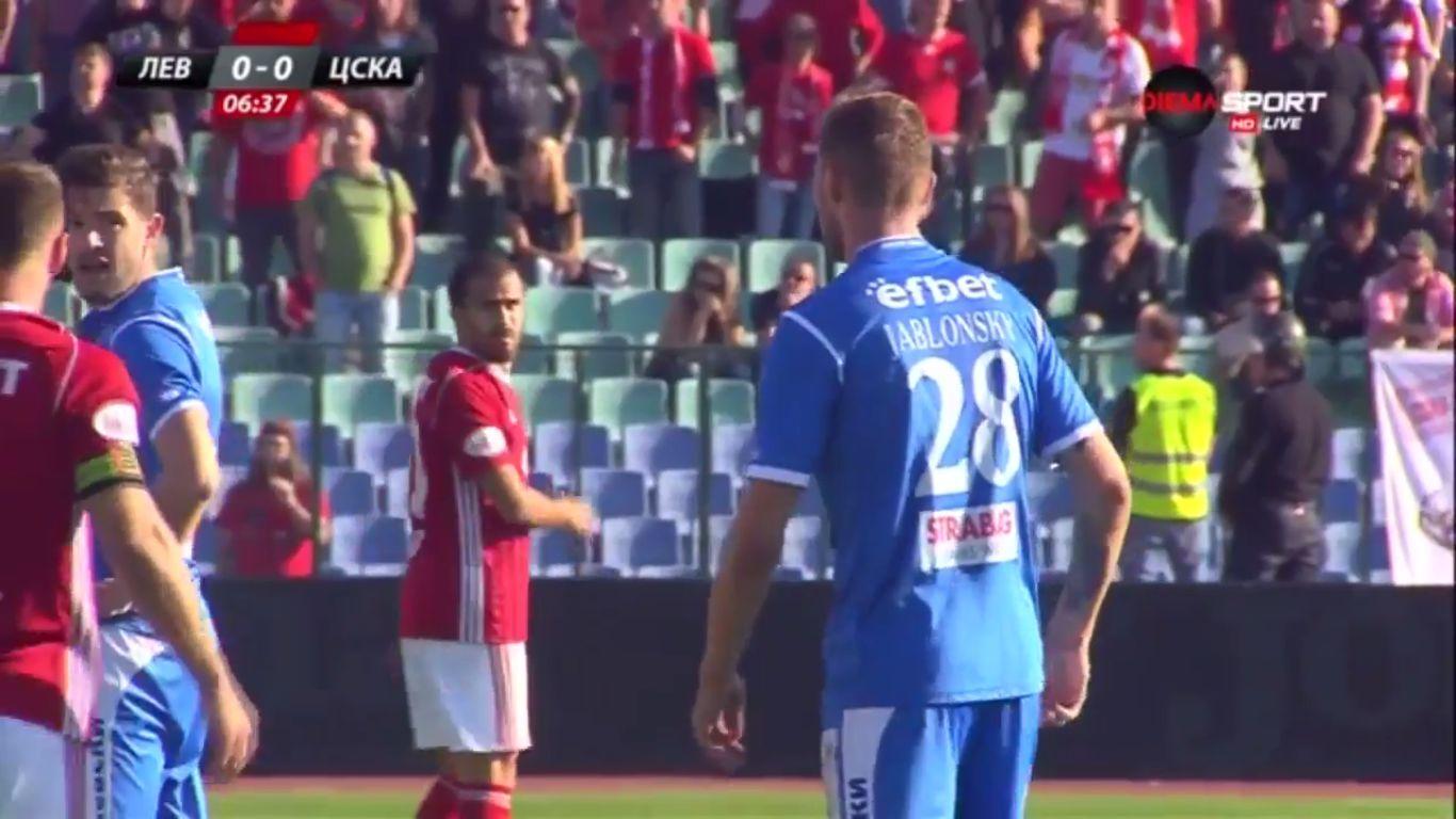 21-10-2017 - Levski Sofia 2-2 PFC CSKA-Sofia