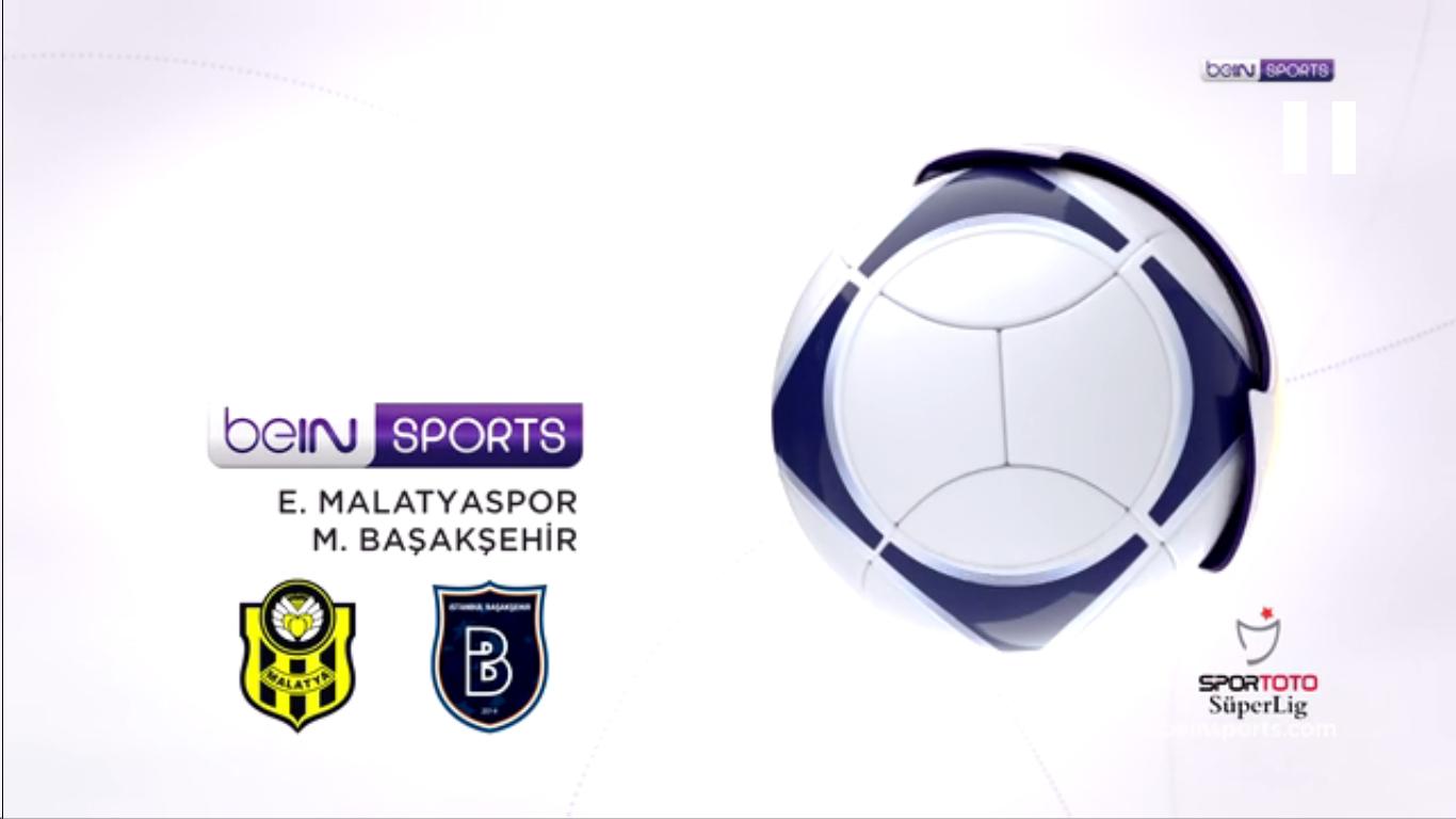 03-03-2019 - Yeni Malatyaspor 0-2 Istanbul Basaksehir