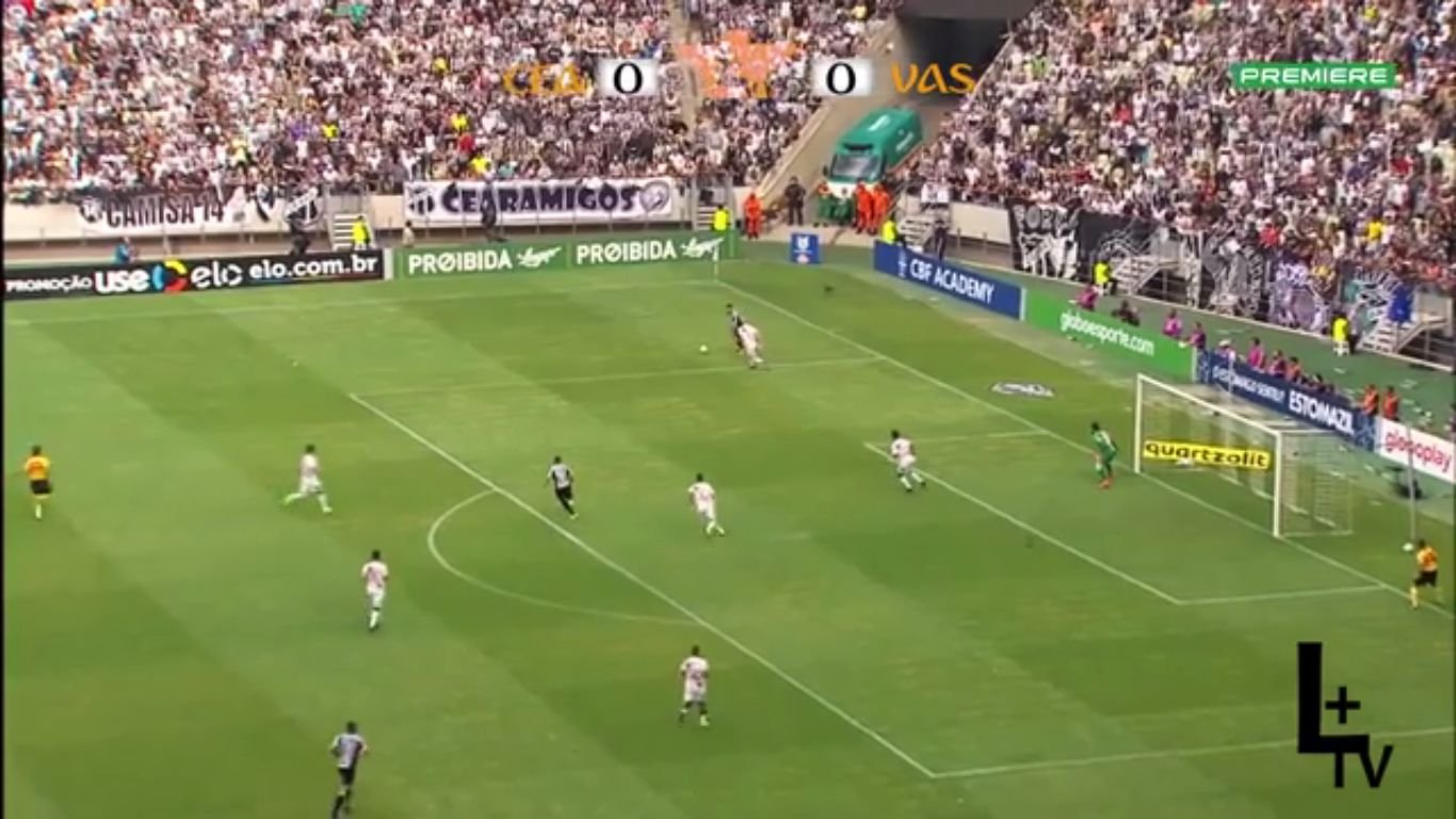 03-12-2018 - Ceara 0-0 Vasco da Gama