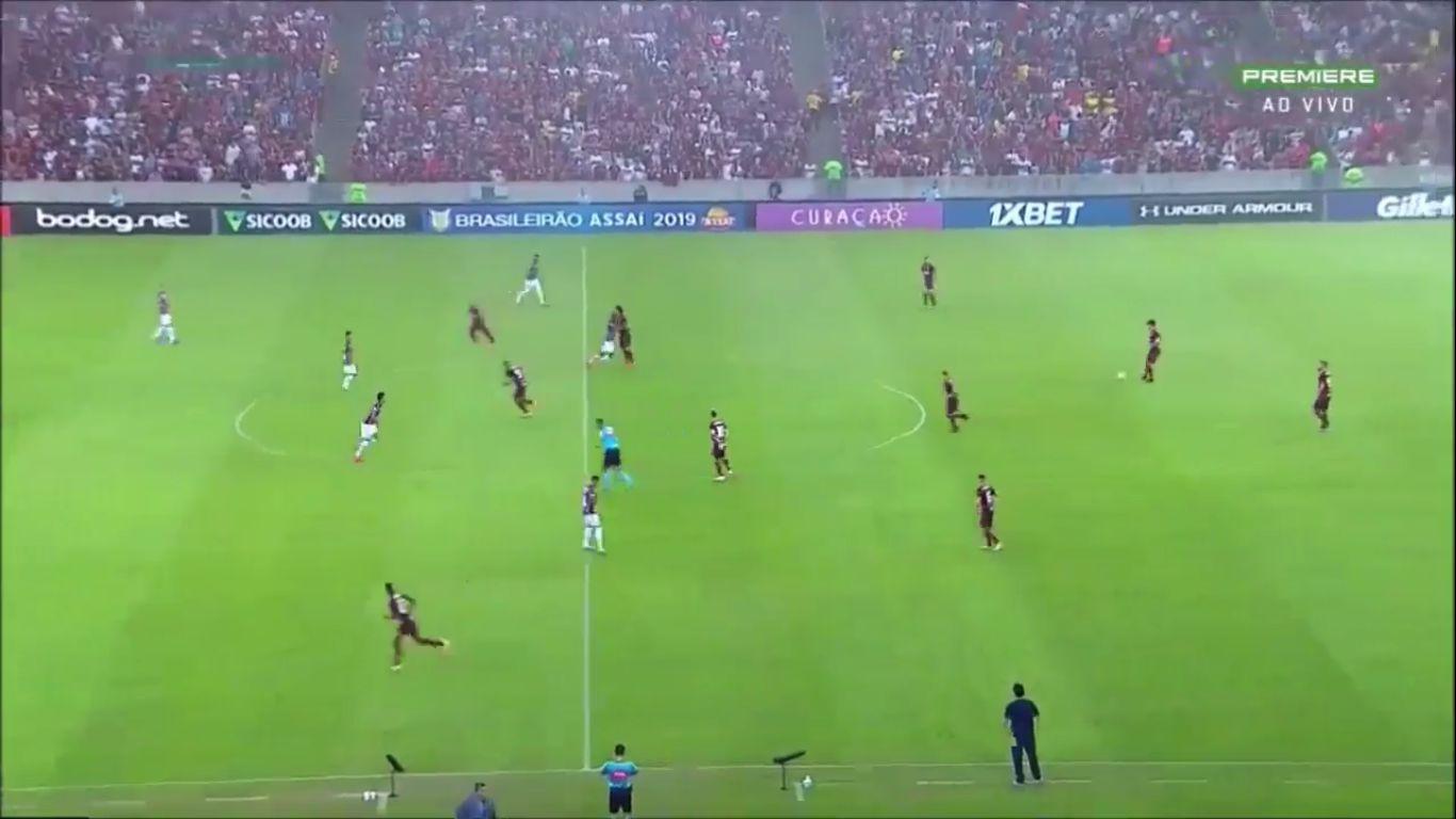 10-06-2019 - Fluminense FC RJ 0-0 Flamengo