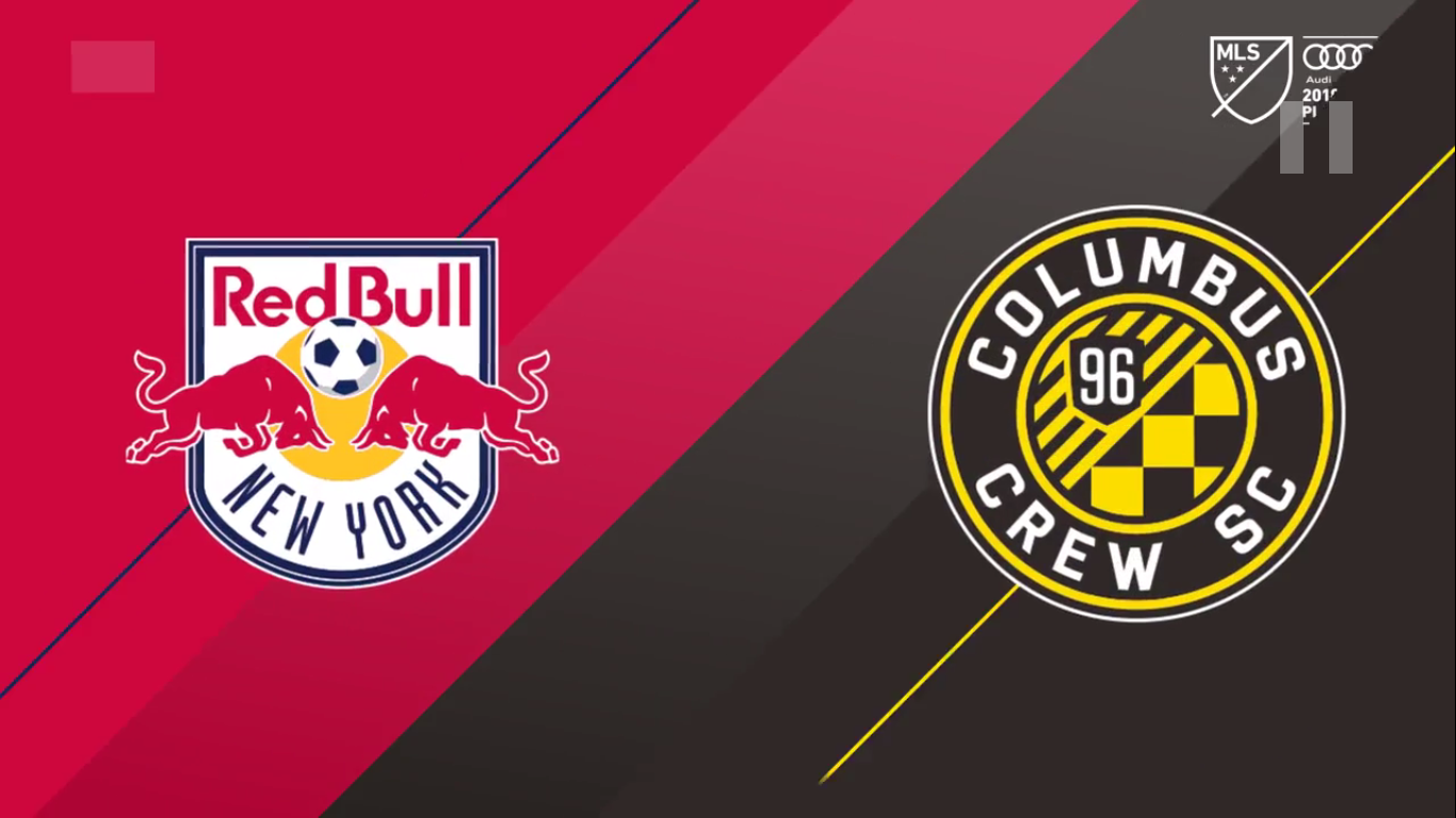 12-11-2018 - New York Red Bulls 3-0 Columbus Crew