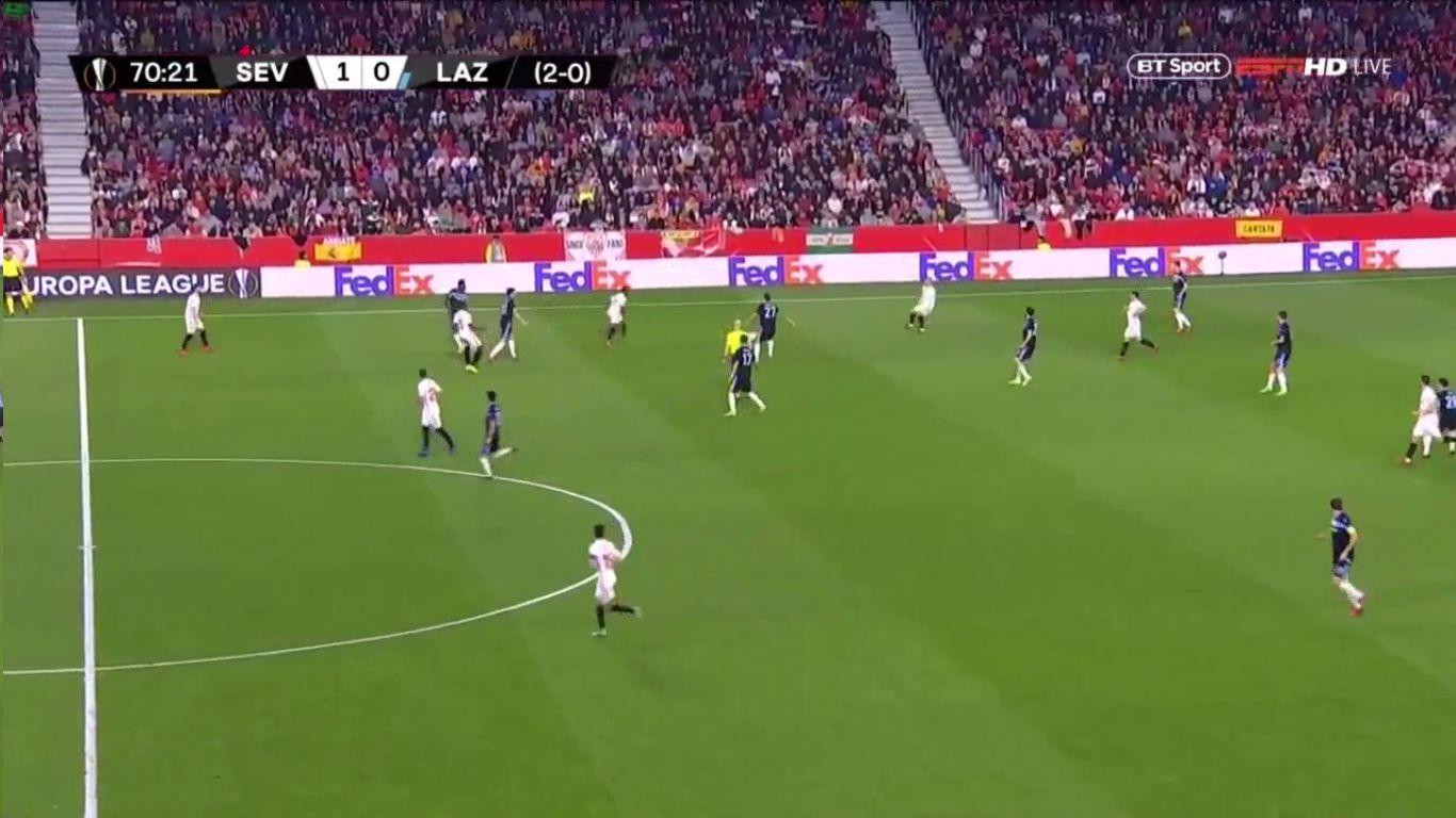 20-02-2019 - Sevilla 2-0 Lazio (EUROPA LEAGUE)