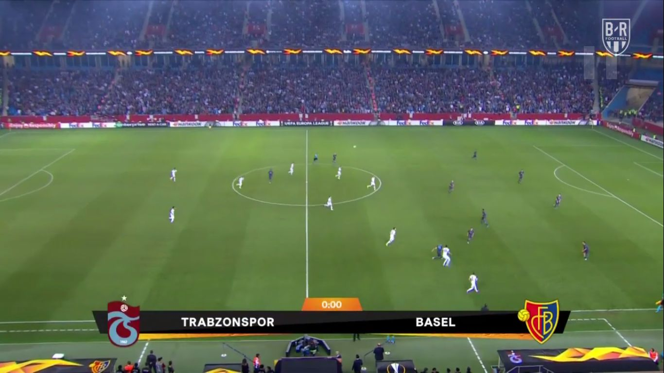 03-10-2019 - Trabzonspor 2-2 Basel (EUROPA LEAGUE)