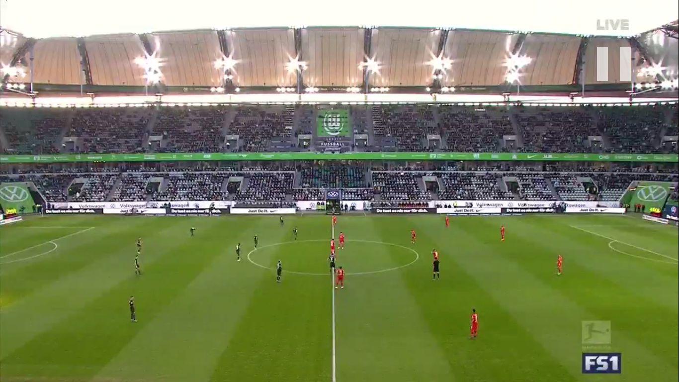 10-11-2019 - Wolfsburg 0-2 Bayer Leverkusen