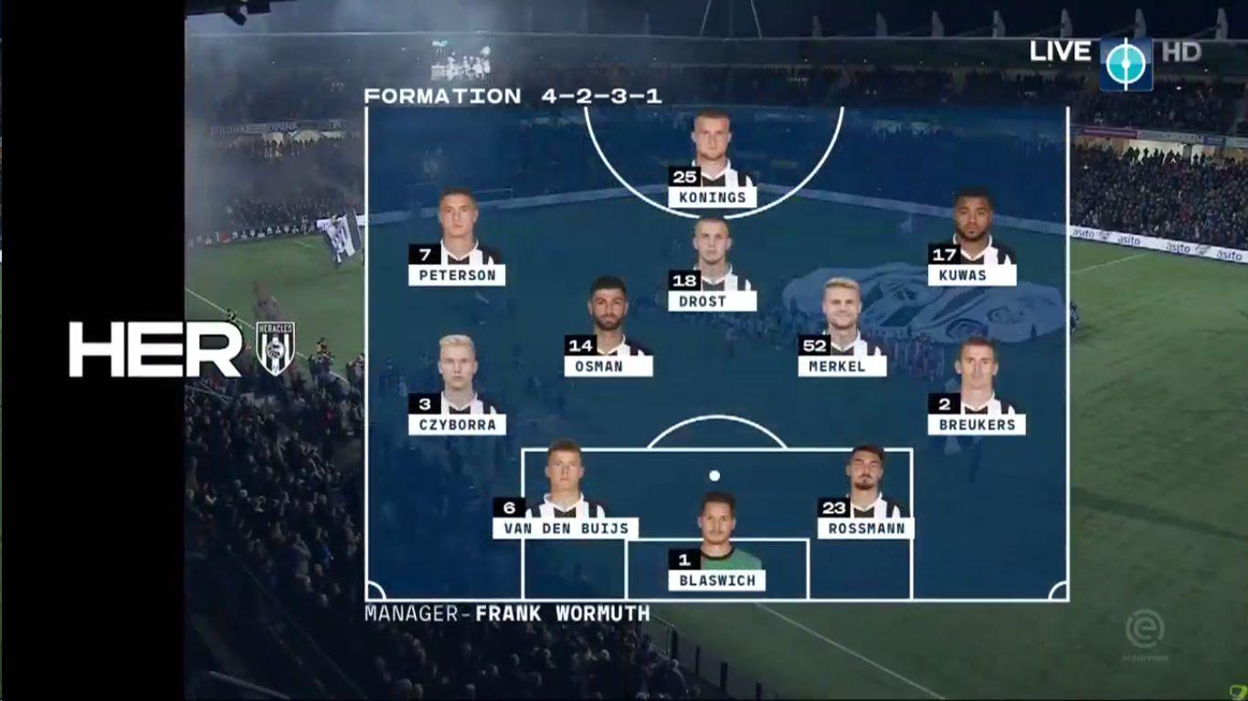 09-02-2019 - Heracles 1-0 Ajax Amsterdam