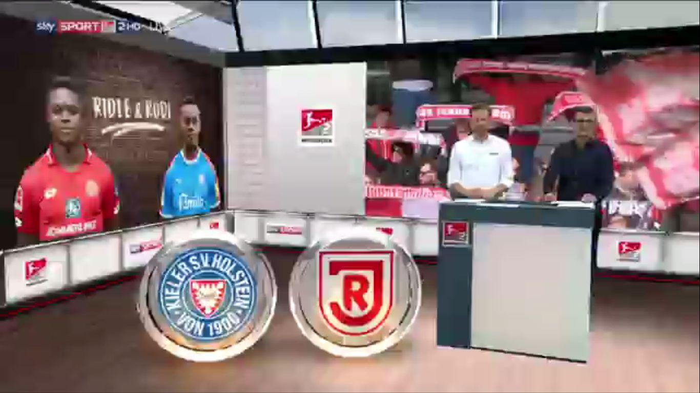 06-10-2019 - Holstein Kiel 1-2 SSV Jahn Regensburg (2. BUNDESLIGA)