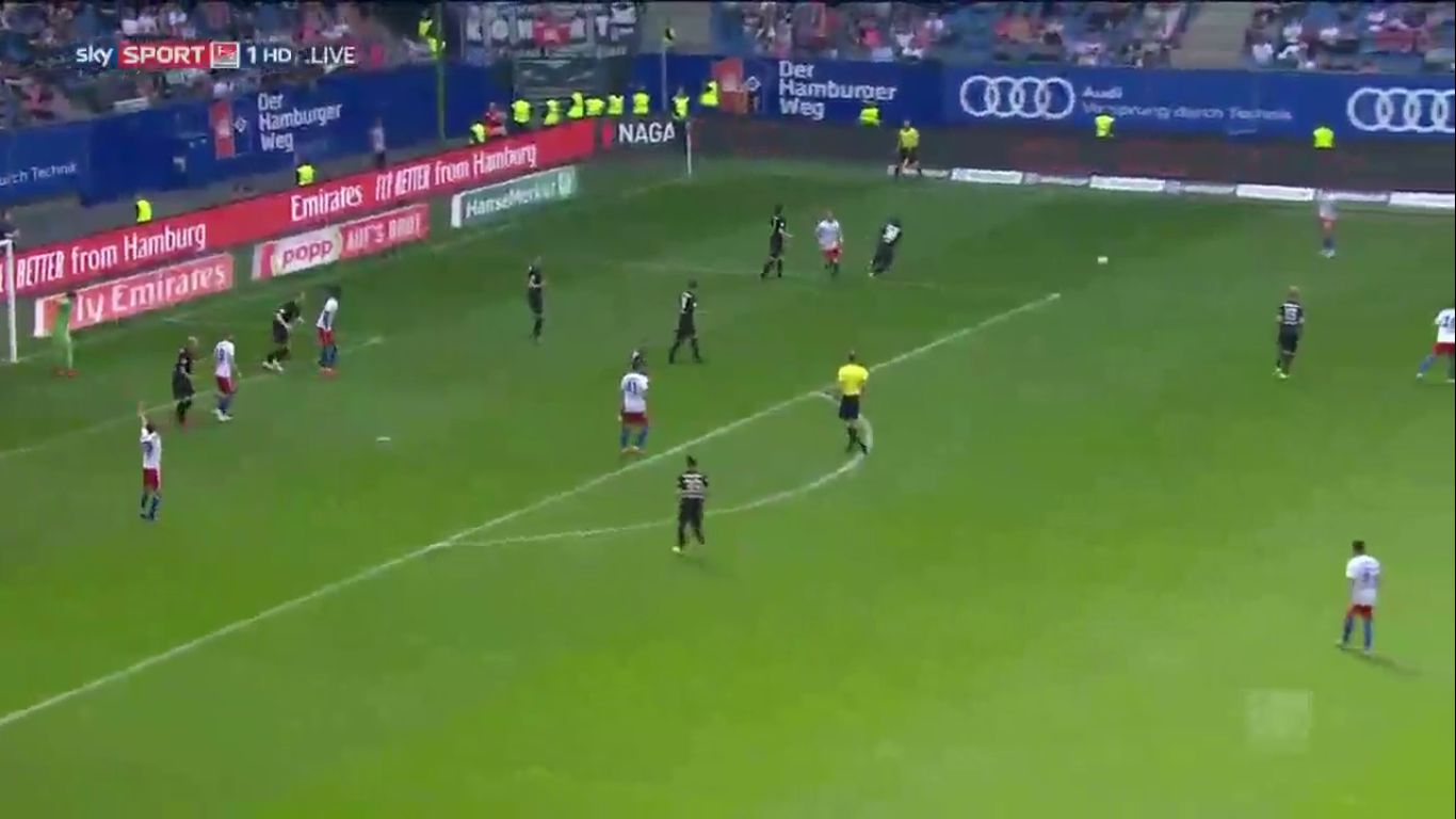 19-05-2019 - Hamburger SV 3-0 MSV Duisburg (2. BUNDESLIGA)