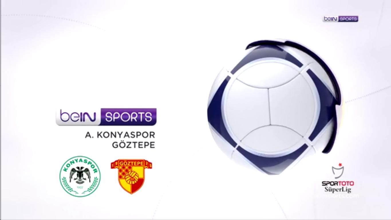03-03-2019 - Konyaspor 1-1 Goztepe