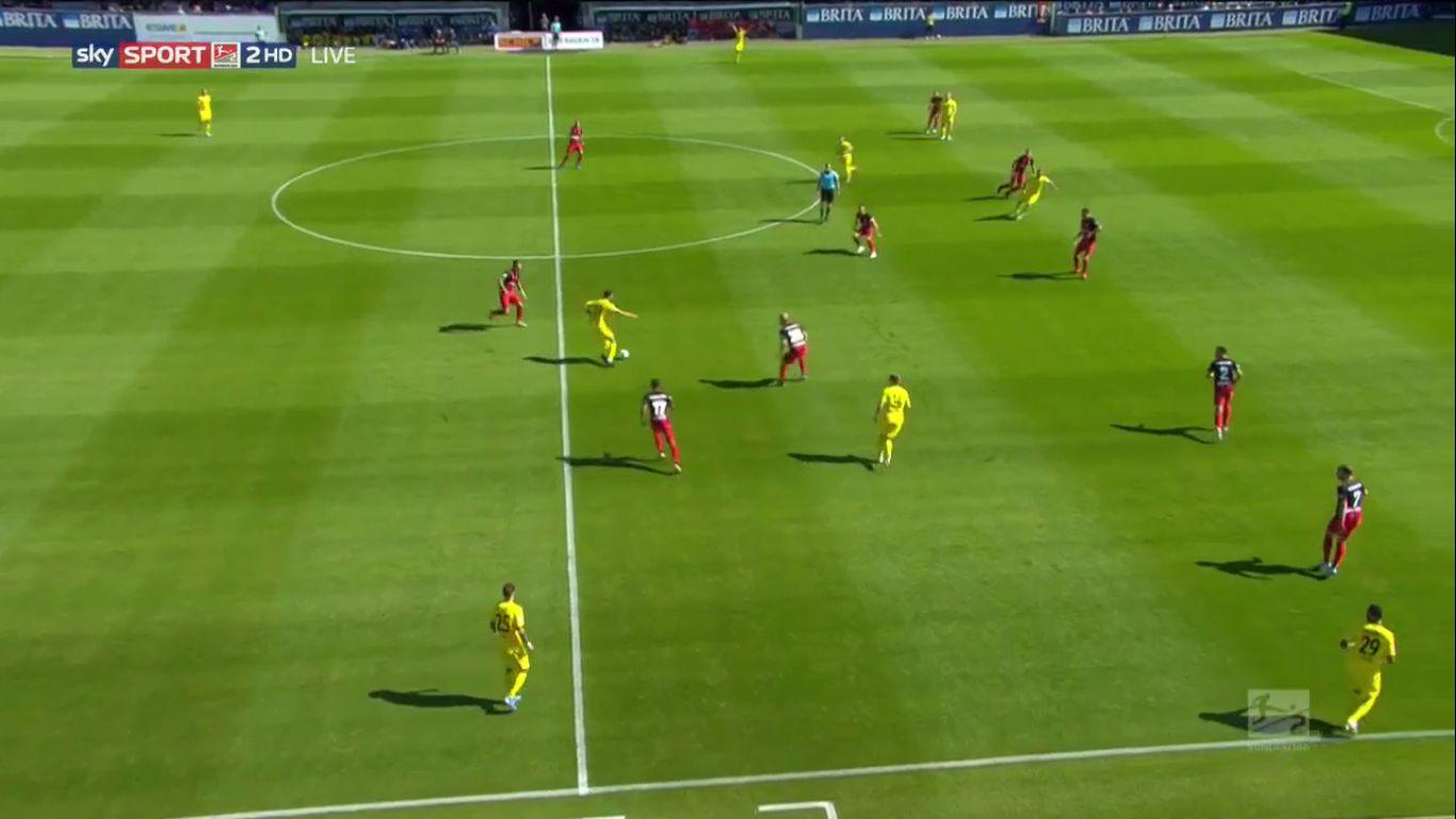 21-09-2019 - SV Sandhausen 1-1 VfL Bochum 1848 (2. BUNDESLIGA)