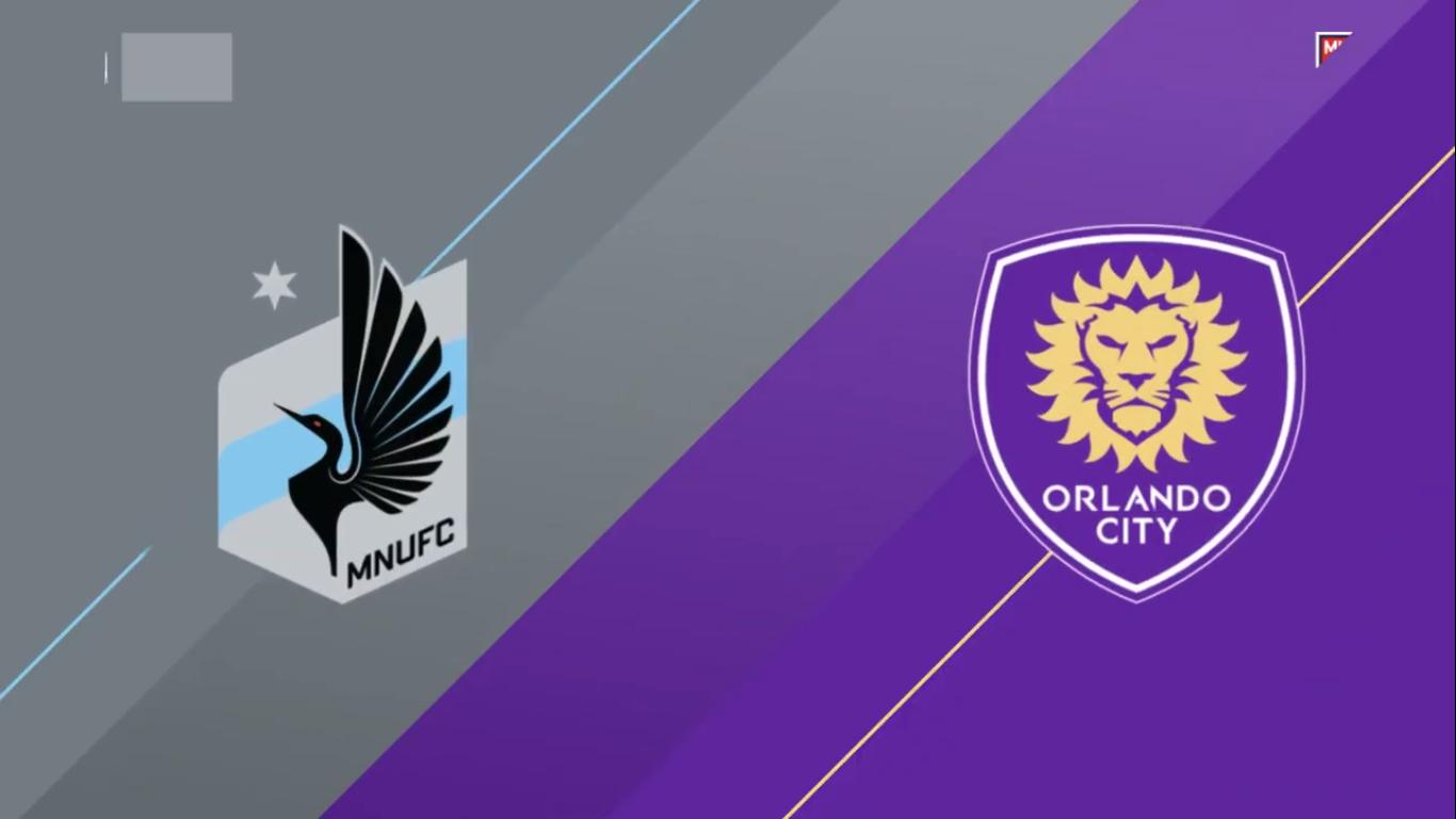 18-08-2019 - Minnesota United 1-1 Orlando City